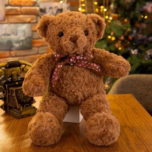 新しいぬいぐるみのおばかな熊の人形