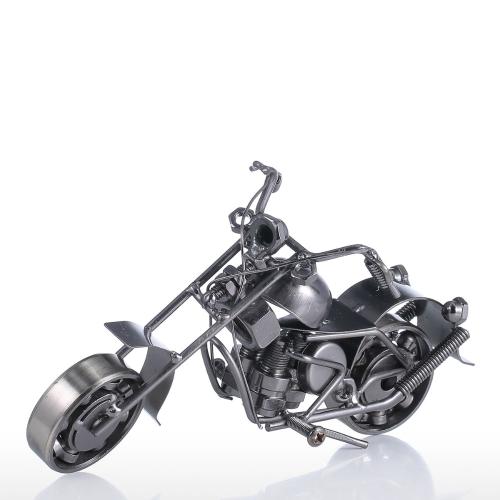 Iron Art Motorcycle Home Decoration Handicraft Modern Sculpture Crafts GiftHome &amp; Garden<br>Iron Art Motorcycle Home Decoration Handicraft Modern Sculpture Crafts Gift<br>
