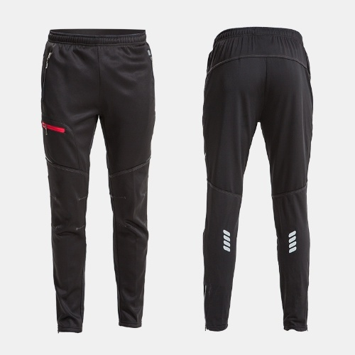Wholesale autumn and winter fleece riding trousers