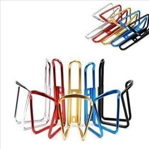 Wholesale color aluminum alloy bicycle bottle cage