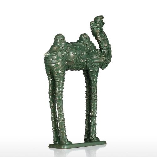 Cloud Pattern Camel Tomfeel Fiberglass Sculpture Home Decoration Original Design CamelHome &amp; Garden<br>Cloud Pattern Camel Tomfeel Fiberglass Sculpture Home Decoration Original Design Camel<br>