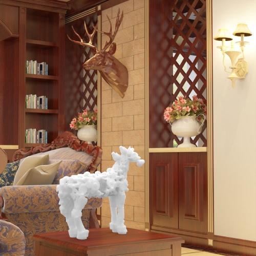 Mecánico caballo Tomfeel 3D Impreso Surrealismo decoración del hogar