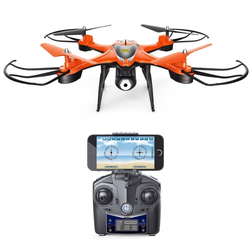 Holy Stone HS130 Wifi FPV Drone with Adjustable HD Video Camera RC Quadcopter with Altitude Hold, App Control,3D VR Headset CompatToys &amp; Hobbies<br>Holy Stone HS130 Wifi FPV Drone with Adjustable HD Video Camera RC Quadcopter with Altitude Hold, App Control,3D VR Headset Compat<br>