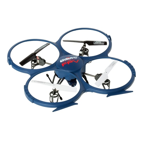 UDI U818A WiFi FPV RC Quadcopter Drone with HD Camera RTF - VR Headset Compatible - Headless Mode, Low Voltage Alarm, Gravity InduToys &amp; Hobbies<br>UDI U818A WiFi FPV RC Quadcopter Drone with HD Camera RTF - VR Headset Compatible - Headless Mode, Low Voltage Alarm, Gravity Indu<br>