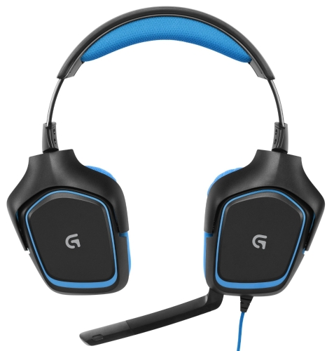 Logitech G430 7.1 DTS X and Dolby Surround Sound Gaming Headset for PC HeadphoneComputer &amp; Stationery<br>Logitech G430 7.1 DTS X and Dolby Surround Sound Gaming Headset for PC Headphone<br>