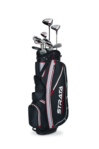 Callaway Mens Strata Complete Golf Club Set with Bag (12-Piece)Sports &amp; Outdoor<br>Callaway Mens Strata Complete Golf Club Set with Bag (12-Piece)<br>