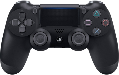 DualShock 4 Wireless Controller for PlayStation 4 - Jet BlackToys &amp; Hobbies<br>DualShock 4 Wireless Controller for PlayStation 4 - Jet Black<br>