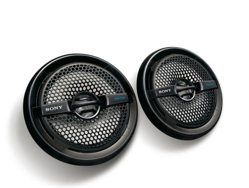Sony XSMP1611 6.5-Inch Dual Cone Marine Speakers (Black)Video &amp; Audio<br>Sony XSMP1611 6.5-Inch Dual Cone Marine Speakers (Black)<br>