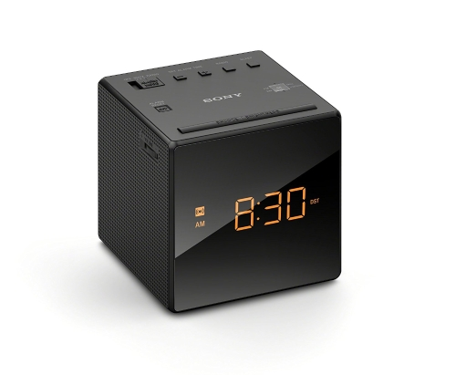 Sony ICFC1BLACK Alarm Clock Radio, BlackHome &amp; Garden<br>Sony ICFC1BLACK Alarm Clock Radio, Black<br>