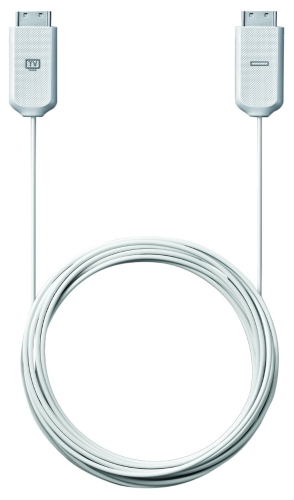 Samsung Electronics One Connect In-Wall Cable,5 m White (VG-SOCM05U/ZA)Video &amp; Audio<br>Samsung Electronics One Connect In-Wall Cable,5 m White (VG-SOCM05U/ZA)<br>