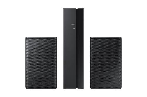 Samsung 54 W RMS SWA-8500S 2.0 Speaker System Wireless Speaker(s) Wall Mountable Black Model SWA-8500S/ZAVideo &amp; Audio<br>Samsung 54 W RMS SWA-8500S 2.0 Speaker System Wireless Speaker(s) Wall Mountable Black Model SWA-8500S/ZA<br>
