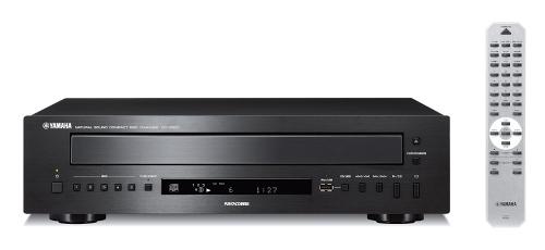 Yamaha CD-C600BL 5-Disc CD Changer (Black)Video &amp; Audio<br>Yamaha CD-C600BL 5-Disc CD Changer (Black)<br>