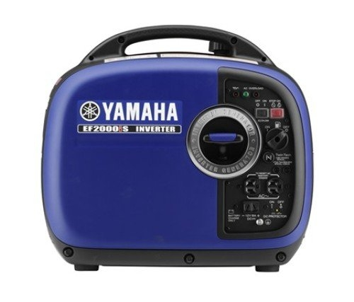 Yamaha EF2000iSv2, 1600 Running Watts/2000 Starting Watts, Gas Powered Portable InverterCar Accessories<br>Yamaha EF2000iSv2, 1600 Running Watts/2000 Starting Watts, Gas Powered Portable Inverter<br>