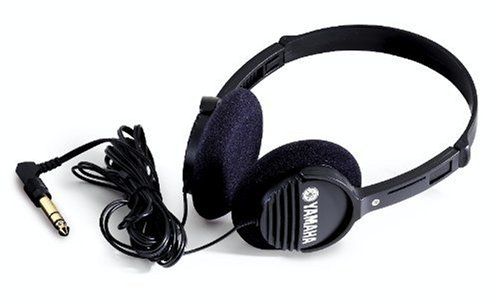 Yamaha RH1C Portable Headphones, BlackVideo &amp; Audio<br>Yamaha RH1C Portable Headphones, Black<br>