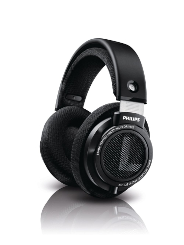Philips SHP9500 HiFi Precision Stereo Over-ear Headphones (Black)Video &amp; Audio<br>Philips SHP9500 HiFi Precision Stereo Over-ear Headphones (Black)<br>