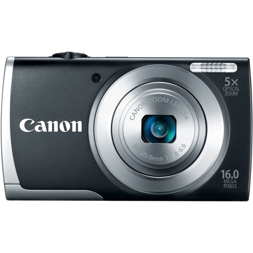 Canon PowerShot A2500 16MP Digital Camera with 5x Optical Image Stabilized Zoom with 2.7-Inch LCD (Black)Cameras &amp; Photo Accessories<br>Canon PowerShot A2500 16MP Digital Camera with 5x Optical Image Stabilized Zoom with 2.7-Inch LCD (Black)<br>