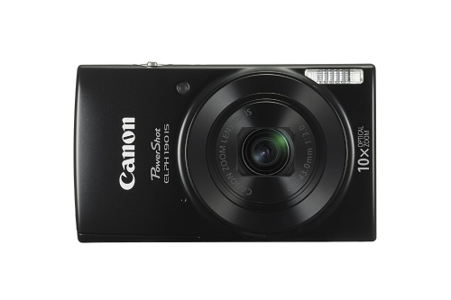 Canon Cameras US 1084C001 Canon PowerShot ELPH 190 Digital Camera w/ 10x Optical Zoom and Image Stabilization - Wi-Fi &amp; NFC EnableCameras &amp; Photo Accessories<br>Canon Cameras US 1084C001 Canon PowerShot ELPH 190 Digital Camera w/ 10x Optical Zoom and Image Stabilization - Wi-Fi &amp; NFC Enable<br>