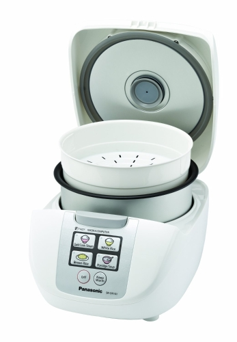 Panasonic SR-DF101 5-Cup (Uncooked) One-Touch Fuzzy Logic Rice CookerHome &amp; Garden<br>Panasonic SR-DF101 5-Cup (Uncooked) One-Touch Fuzzy Logic Rice Cooker<br>