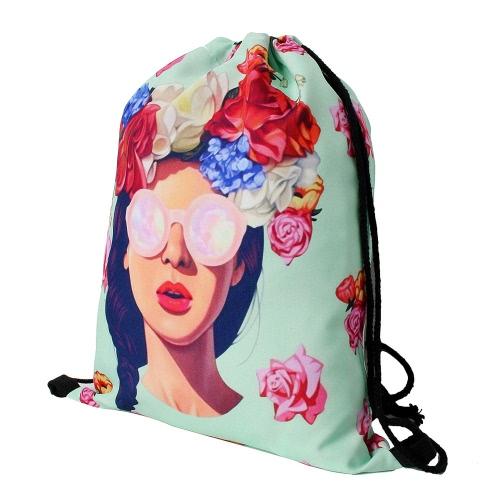 Hot Fashion Unisex Print Shoulder bagApparel &amp; Jewelry<br>Hot Fashion Unisex Print Shoulder bag<br>