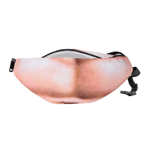 Unisex Dadbag Waist Bags Flesh Color Fanny Packs Money Belt Beer Fat Belly Bum Pouch Pockets BagApparel &amp; Jewelry<br>Unisex Dadbag Waist Bags Flesh Color Fanny Packs Money Belt Beer Fat Belly Bum Pouch Pockets Bag<br>