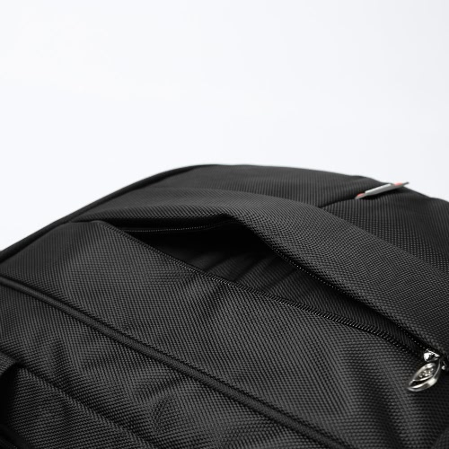 New Laptop Bag Unisex Waterproof Dual Zippers Velcro Interior Pocket Grab Handle Business Shoulder Bag BlackApparel &amp; Jewelry<br>New Laptop Bag Unisex Waterproof Dual Zippers Velcro Interior Pocket Grab Handle Business Shoulder Bag Black<br>