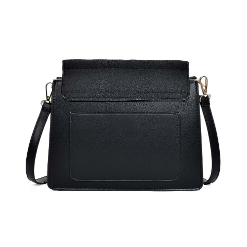 Women PU Leather Crossbody Bag Flap Front Casual Mini Shoulder Bag Messenger BagApparel &amp; Jewelry<br>Women PU Leather Crossbody Bag Flap Front Casual Mini Shoulder Bag Messenger Bag<br>