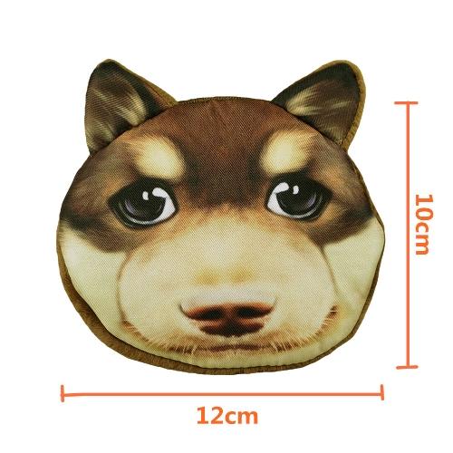 Cute Fashion Women Coin Purse Dog Animal Print Mini Wallet Zipper Closure Small Clutch BagApparel &amp; Jewelry<br>Cute Fashion Women Coin Purse Dog Animal Print Mini Wallet Zipper Closure Small Clutch Bag<br>