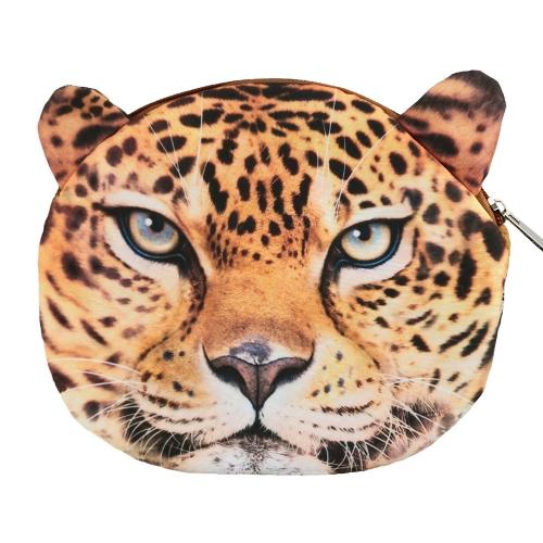 Cute Fashion Women Chain Bag Animal Print Zipper Closure Removable Metal Strap Small Clutch BagApparel &amp; Jewelry<br>Cute Fashion Women Chain Bag Animal Print Zipper Closure Removable Metal Strap Small Clutch Bag<br>