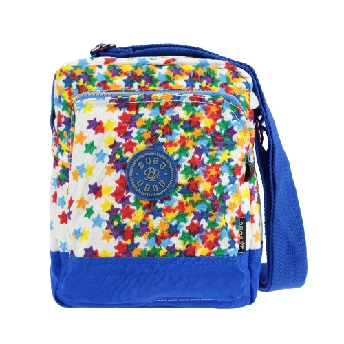 New Fashion Women Shoulder Bag Washed Nylon Zipper Pockets Small Travel Shopping Crossbody BagApparel &amp; Jewelry<br>New Fashion Women Shoulder Bag Washed Nylon Zipper Pockets Small Travel Shopping Crossbody Bag<br>