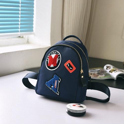 Women Mini Backpack for Teenagers Girls School Bag Cute Applique Solid Small Backpack Casual Rucksack BagApparel &amp; Jewelry<br>Women Mini Backpack for Teenagers Girls School Bag Cute Applique Solid Small Backpack Casual Rucksack Bag<br>