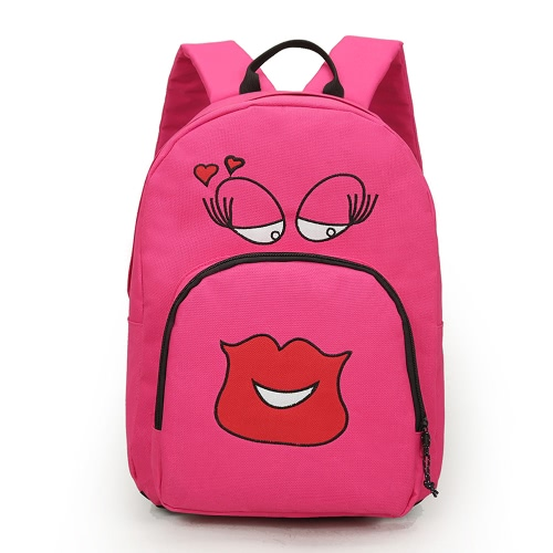 New Fashion Women Girl Backpack Cute Cartoon Print Students Solid Sport Bag BackpackApparel &amp; Jewelry<br>New Fashion Women Girl Backpack Cute Cartoon Print Students Solid Sport Bag Backpack<br>