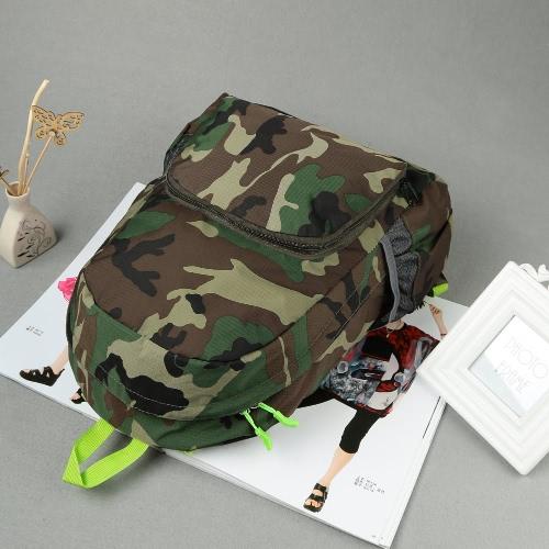 New Men Backpack Camouflage Print School Student Travel Bag Teenager Casual Shoulder Bag GreenApparel &amp; Jewelry<br>New Men Backpack Camouflage Print School Student Travel Bag Teenager Casual Shoulder Bag Green<br>