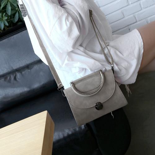 Fashion Women Crossybody Bag PU Leather Flap Top Grab Handle Detachable Strap Shoulder HandbagApparel &amp; Jewelry<br>Fashion Women Crossybody Bag PU Leather Flap Top Grab Handle Detachable Strap Shoulder Handbag<br>