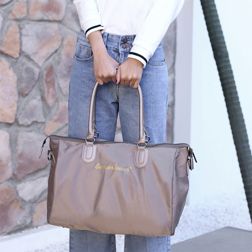 Vintage Women Handbag Nylon Waterproof Zipper Large Capacity Multifunction Casual Tote Travelling Luggage BagApparel &amp; Jewelry<br>Vintage Women Handbag Nylon Waterproof Zipper Large Capacity Multifunction Casual Tote Travelling Luggage Bag<br>