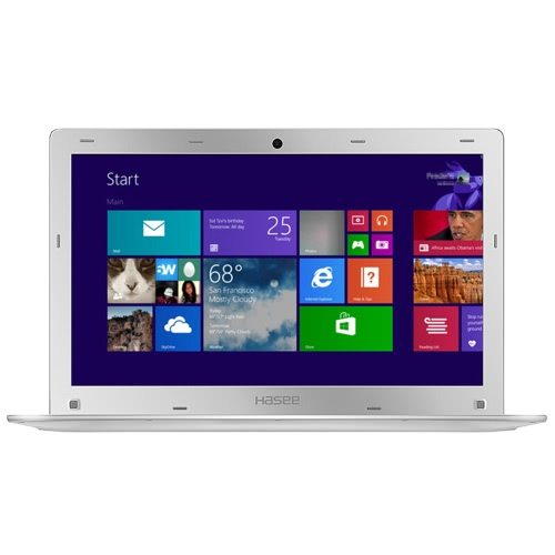 HASEE XS-5Y71S2 Portátil Notebook Sistema Operativo Chino