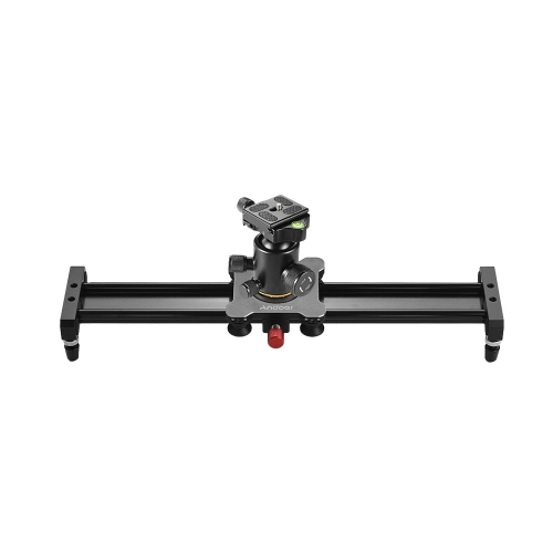 Andoer 40cm/15.7inch Aluminum Alloy Camera Video Slider Track Rail Stabilizer with Ball Head Quick Release PlateCameras &amp; Photo Accessories<br>Andoer 40cm/15.7inch Aluminum Alloy Camera Video Slider Track Rail Stabilizer with Ball Head Quick Release Plate<br>