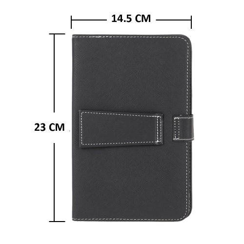 Folding Foldable Folio Magnetic PU Leather Case Cover Stand Holder with Keyboard Stylus Pen for Android 7/8 Inch TabletComputer &amp; Stationery<br>Folding Foldable Folio Magnetic PU Leather Case Cover Stand Holder with Keyboard Stylus Pen for Android 7/8 Inch Tablet<br>