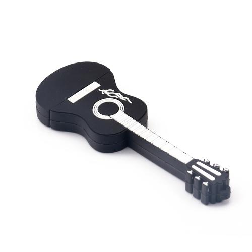 Disque Flash USB 2.0 pour clé USB Mini Guitar