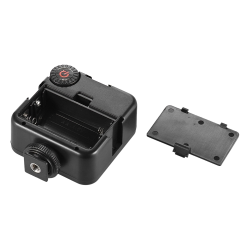 Andoer W49S Mini Dimmable LED Video Light Fill Light + With Rotatable Shoe Mount AdapterCameras &amp; Photo Accessories<br>Andoer W49S Mini Dimmable LED Video Light Fill Light + With Rotatable Shoe Mount Adapter<br>