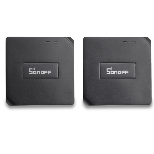 SONOFF 2PCS RF Bridge ITEAD 433MHz Smart Home Wifi Wireless SwitchSmart Device &amp; Safety<br>SONOFF 2PCS RF Bridge ITEAD 433MHz Smart Home Wifi Wireless Switch<br>