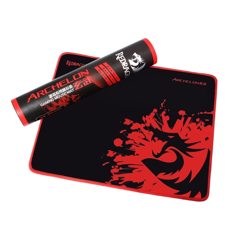 Redragon Archelon Gaming Mouse Pad Mat Locking Edge 330*260*5mm for Dota LoLComputer &amp; Stationery<br>Redragon Archelon Gaming Mouse Pad Mat Locking Edge 330*260*5mm for Dota LoL<br>