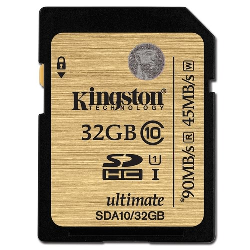 Kingston SDA10 512GB Class 10 UHS-I SDHC/SDXC Memory Card Up to 90MB/sComputer &amp; Stationery<br>Kingston SDA10 512GB Class 10 UHS-I SDHC/SDXC Memory Card Up to 90MB/s<br>