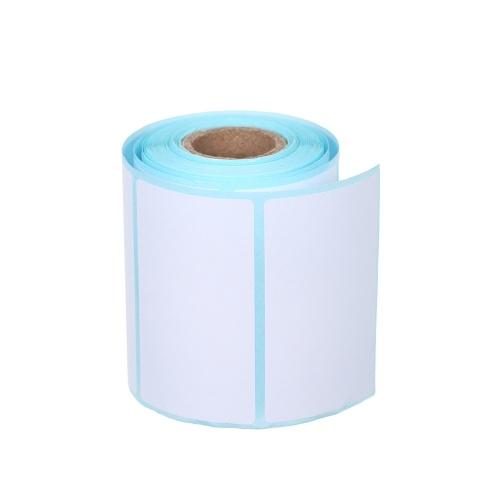Thermal Label Sticker 10 Rolls Waterproof Oilproof Wineproof