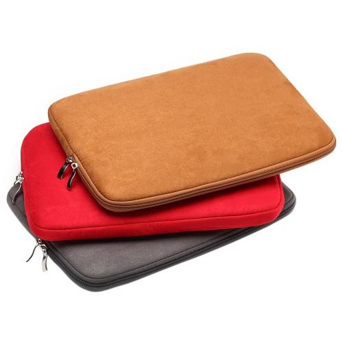 LSS Zipper Soft Sleeve Bag Case 15-inch 15 for MacBook Pro/Retina Display Ultrabook Laptop Notebook PortableComputer &amp; Stationery<br>LSS Zipper Soft Sleeve Bag Case 15-inch 15 for MacBook Pro/Retina Display Ultrabook Laptop Notebook Portable<br>