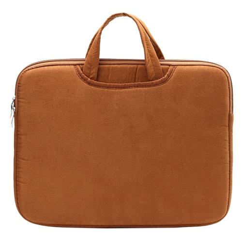 LSS молния мягкий рукав сумка чехол сумочка 15-дюймовые 15-15.4» для MacBook Pro/сетчатки дисплей Ultrabook ноутбук ноутбук портативный