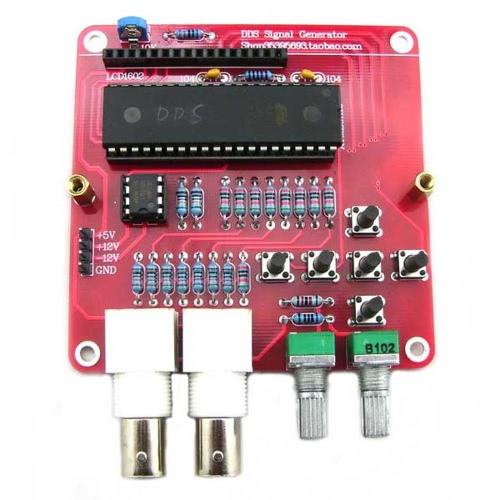 DDS Function Signal Generator Module DIY Kit Sine Square Sawtooth Triangle WaveComputer &amp; Stationery<br>DDS Function Signal Generator Module DIY Kit Sine Square Sawtooth Triangle Wave<br>