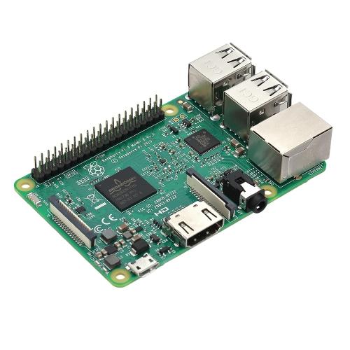 Raspberry Pi 3 Modelo B Motherboard
