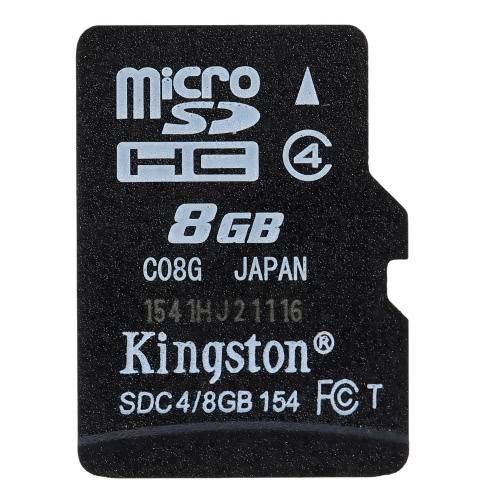 Kingston Class 4 8G 16GB MicroSDHC TF Flash Memory Card 4MB/s Minimal Speed with AdapterComputer &amp; Stationery<br>Kingston Class 4 8G 16GB MicroSDHC TF Flash Memory Card 4MB/s Minimal Speed with Adapter<br>