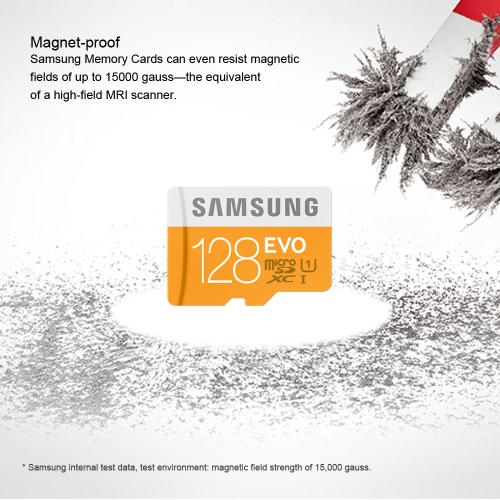 Genuine Original SAMSUNG MicroSDXC UHS-I Class 10 128GB 48MB/s High Speed TF Flash Memory Card for Cell Phone Tablet CameraComputer &amp; Stationery<br>Genuine Original SAMSUNG MicroSDXC UHS-I Class 10 128GB 48MB/s High Speed TF Flash Memory Card for Cell Phone Tablet Camera<br>