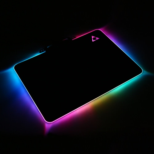 Creative LED Light Hard Gaming Mouse Pad USB Wired Computer Notebook Mice Mat with Anti-slip Rubber 35 * 25cmComputer &amp; Stationery<br>Creative LED Light Hard Gaming Mouse Pad USB Wired Computer Notebook Mice Mat with Anti-slip Rubber 35 * 25cm<br>